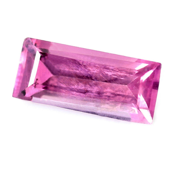 0.14ct Certified Natural Pink Sapphire