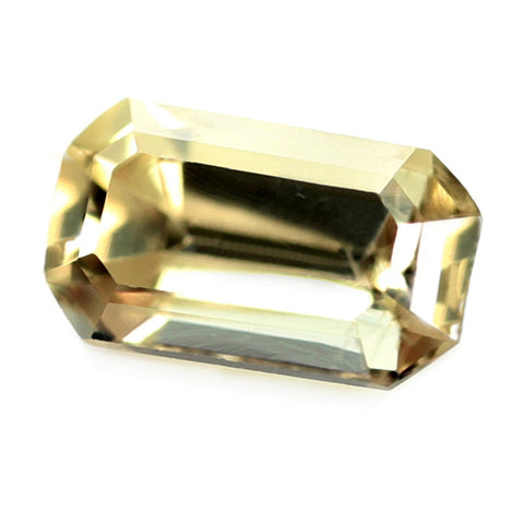 0.24ct Certified Natural Champagne Sapphire
