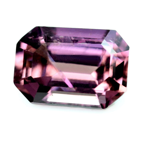 0.36ct Certified Natural Purple Sapphire