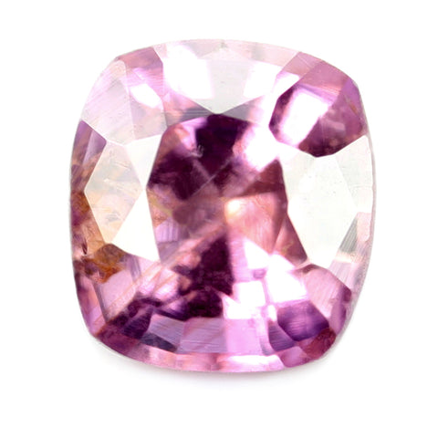 0.43ct Certified Natural Padparadscha Sapphire