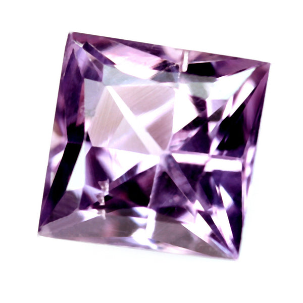 0.49ct Certified Natural Purple Sapphire