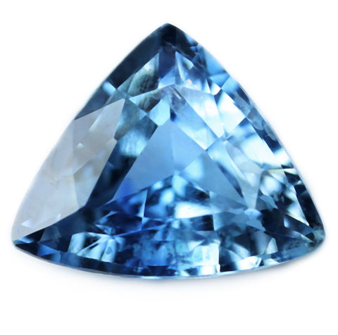 0.60ct Certified Natural Blue Sapphire
