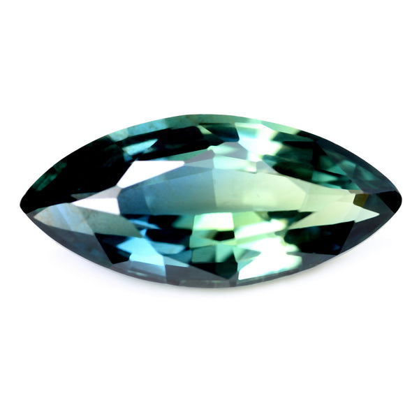 1.71ct Certified Natural Multicolor Sapphire