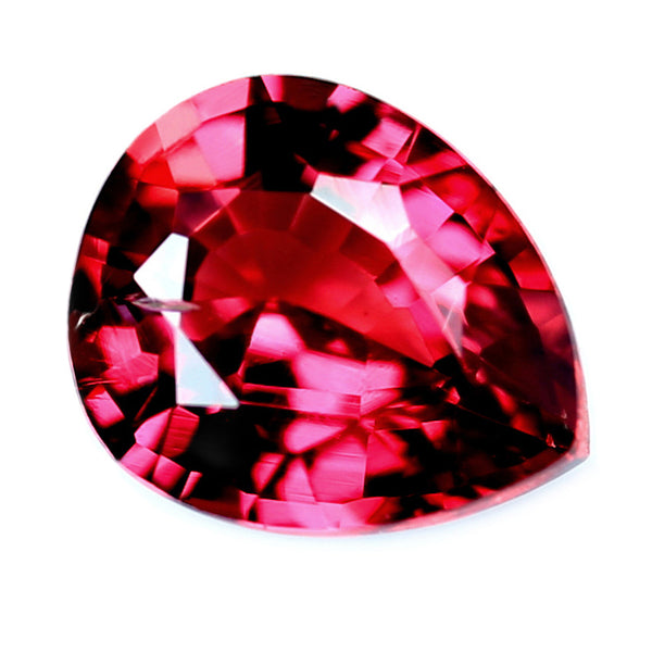 0.34ct Certified Natural Red Ruby