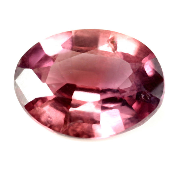 0.36ct Certified Natural Padparadscha Sapphire
