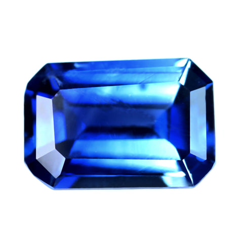 0.45ct Certified Natural Blue Sapphire