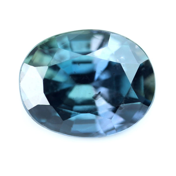 0.93ct Certified Natural Color Change Sapphire