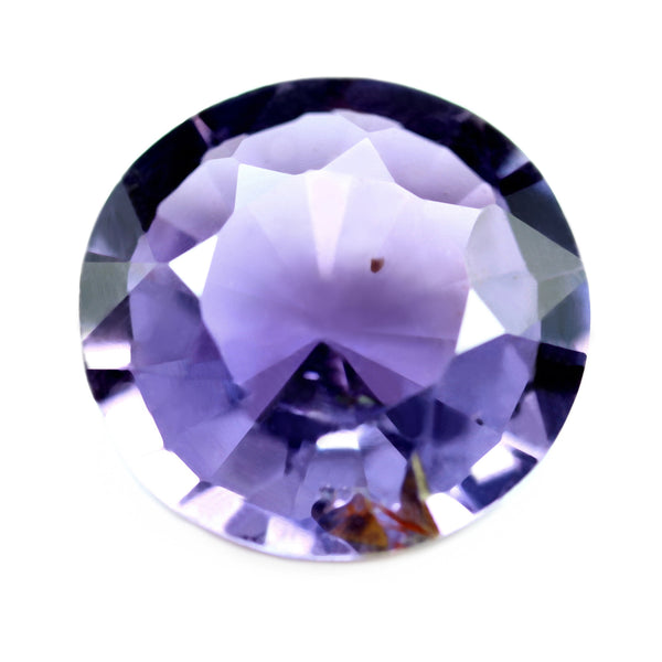 1.07ct Certified Natural Violet Sapphire