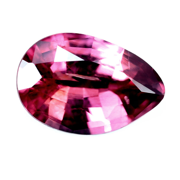 0.43ct Certified Natural Pink Sapphire