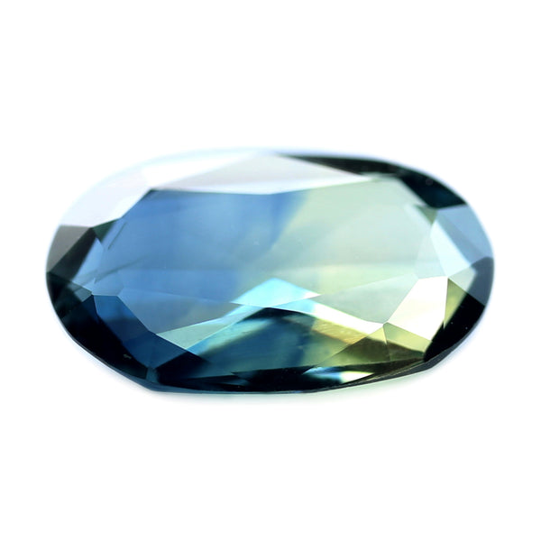 0.60ct Certified Natural Bicolor Sapphire