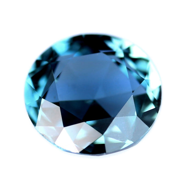 0.43ct Certified Natural Teal Sapphire