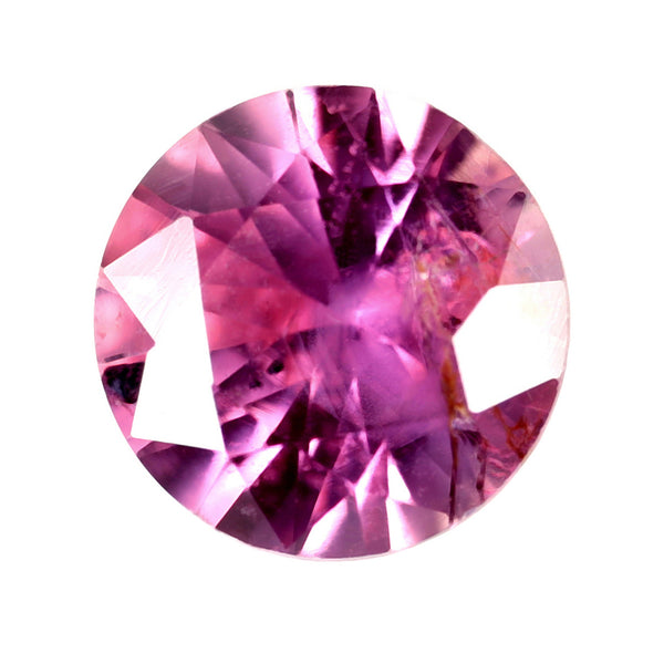 0.70ct Certified Natural Pink Sapphire