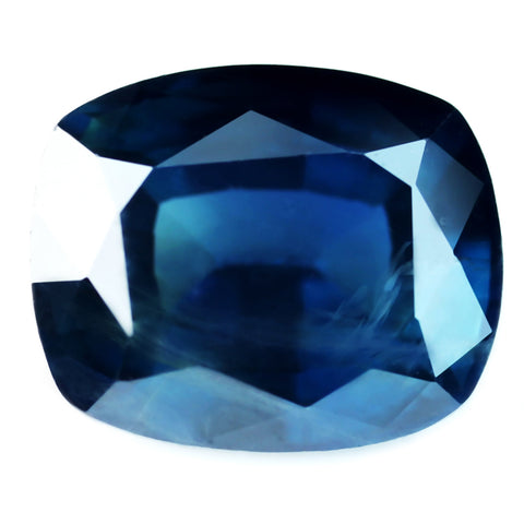 2.01ct Certified Natural Blue Sapphire