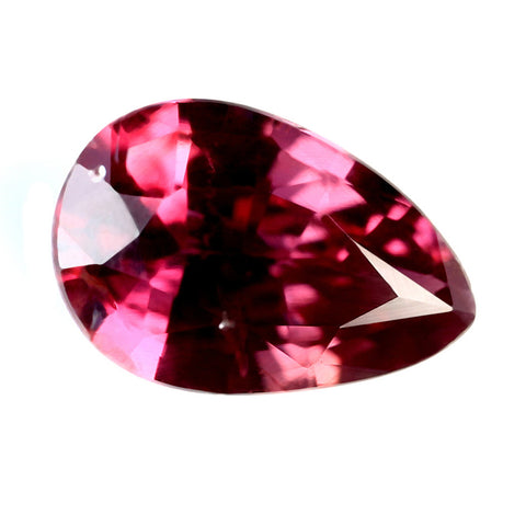0.39ct Certified Natural Red Ruby
