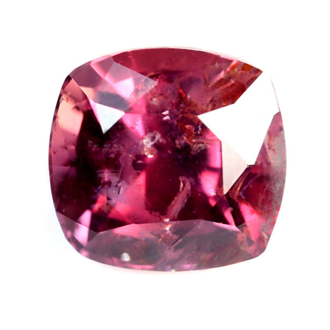 0.75ct Certified Natural Red Ruby