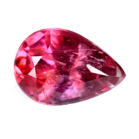 0.61ct Certified Natural Red Ruby