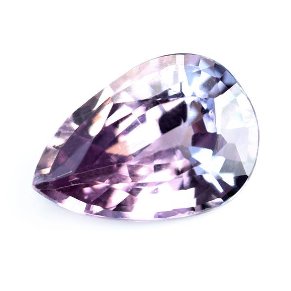 0.78ct Certified Natural Pink Sapphire