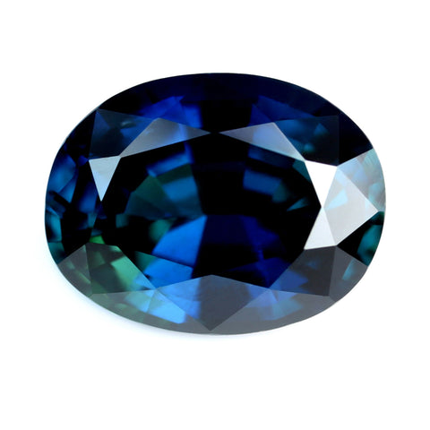 1.25ct Certified Natural Blue Sapphire