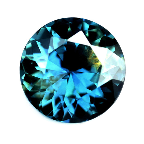 0.25ct Certified Natural Teal Sapphire
