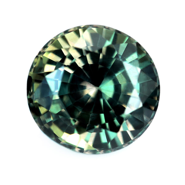 0.97ct Certified Natural Multicolor Sapphire
