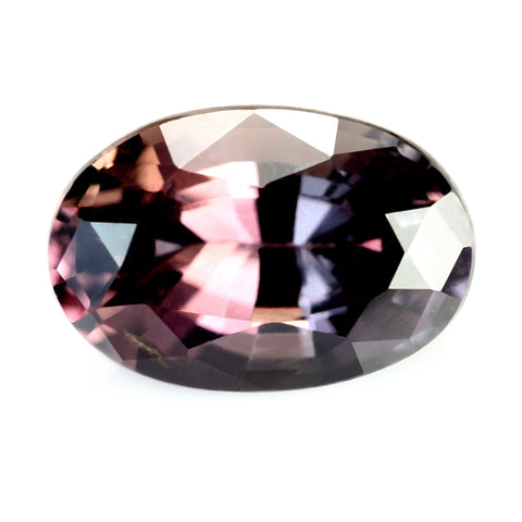 1.20ct Certified Natural Multicolor Sapphire