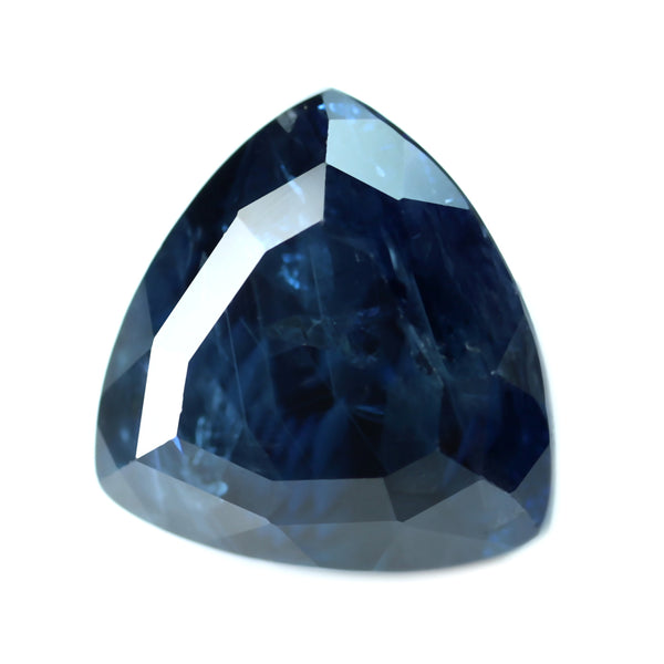 2.05ct Certified Natural Blue Sapphire