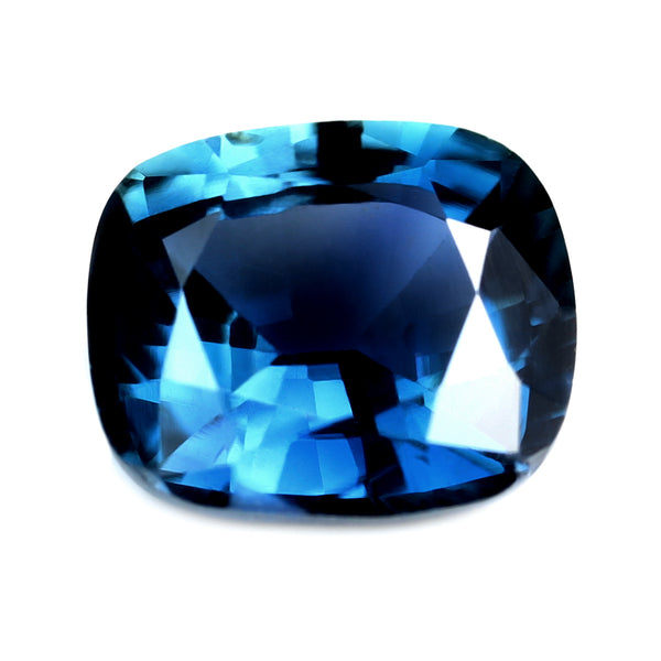 0.69ct Certified Natural Blue Sapphire