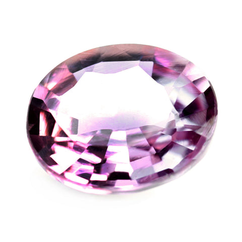 0.62ct Certified Natural Pink Sapphire