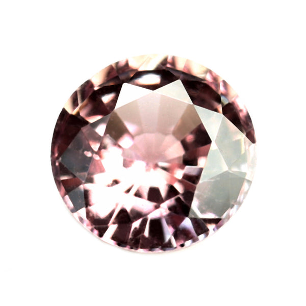 0.34ct Certified Natural Peach Sapphire