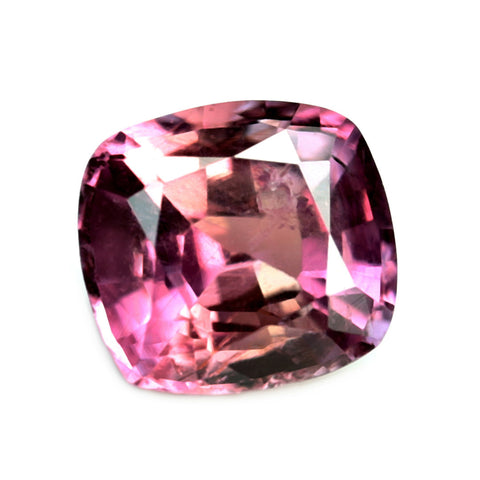 0.53ct Certified Natural Pink Sapphire