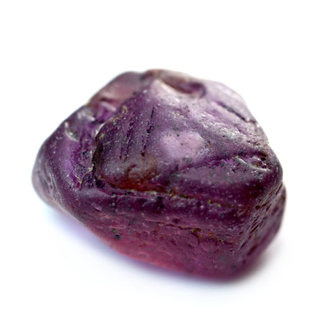 3.73ct Certified Natural Purple Sapphire