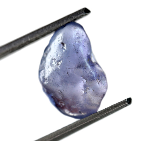 3.10cts Certified Natural Lavender Sapphire