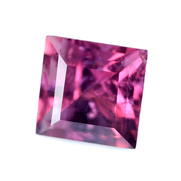 0.44ct Certified Natural Purple Sapphire
