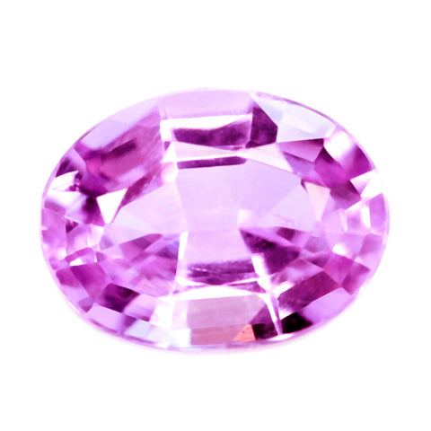 0.48ct Certified Natural Pink Sapphire