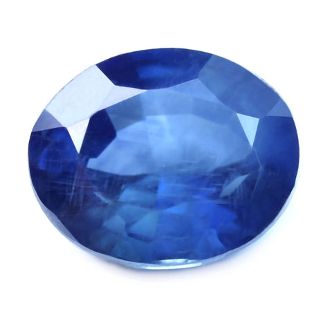 0.96ct Certified Natural Blue Sapphire