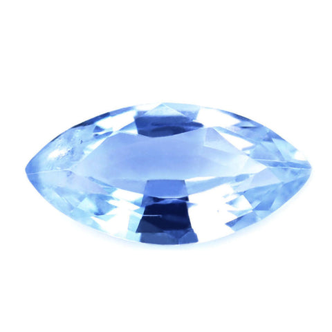 0.34ct Certified Natural Blue Sapphire