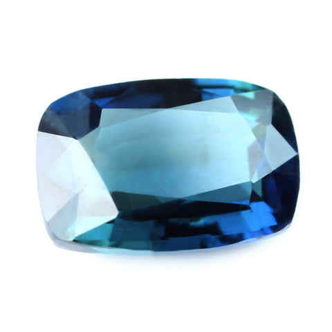 0.65ct Certified Natural Blue Sapphire