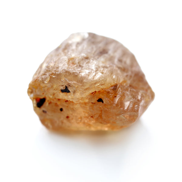 7.74ct Certified Natural Brown Sapphire