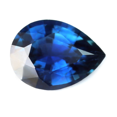 0.33ct Certified Natural Blue Sapphire