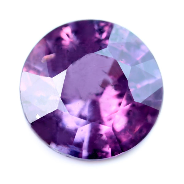 0.76ct Certified Natural Pink Sapphire