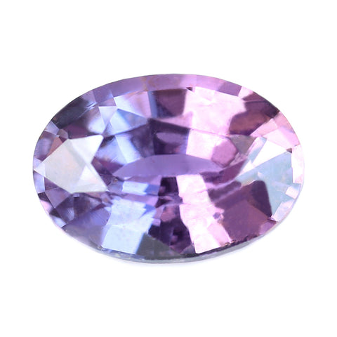 0.59ct Certified Natural Purple Sapphire