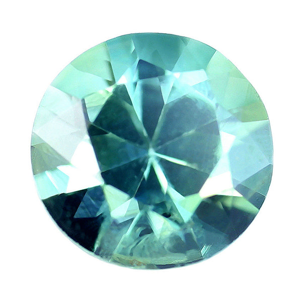 0.40ct Certified Natural Green Sapphire