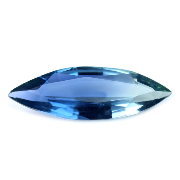 0.40ct Certified Natural Blue Sapphire