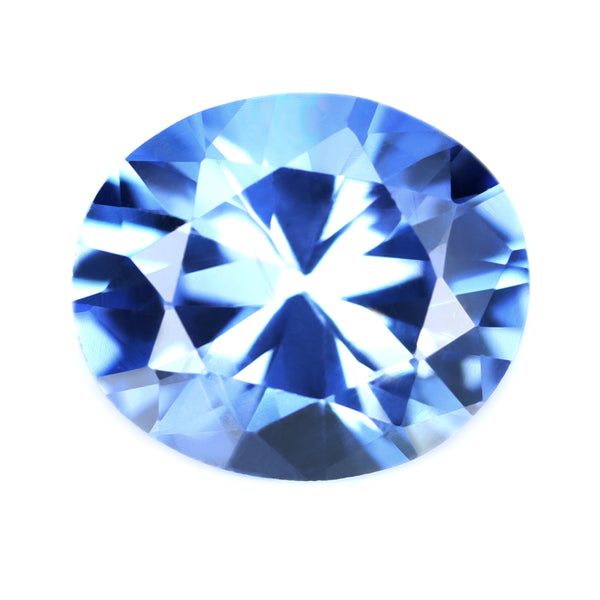 1.02ct Certified Natural Blue Sapphire