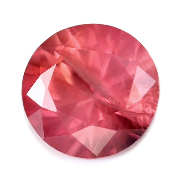 0.54ct Certified Natural Padparadscha Sapphire