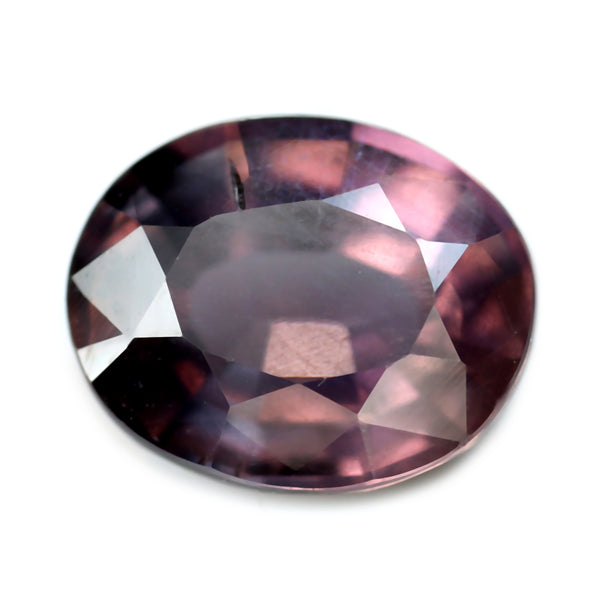 1.24ct Certified Natural Pink Sapphire