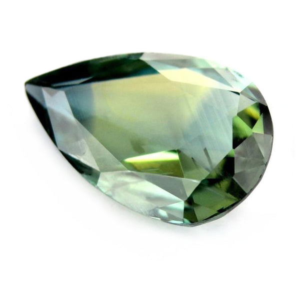 0.67 ct Certified Natural Multicolor Sapphire