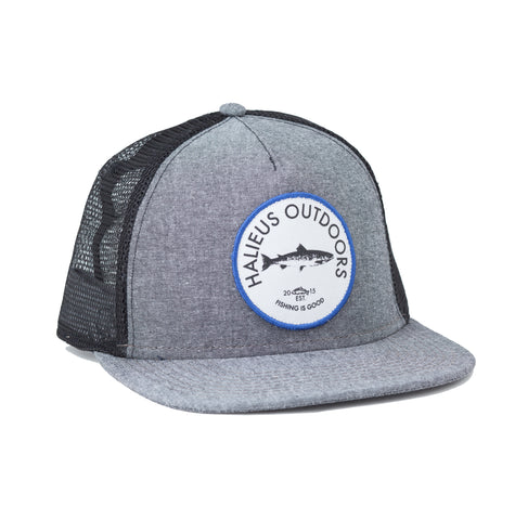 Grey Top Grampys' Trucker