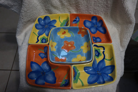 Tropical Serving Dishes Plates & Mugs