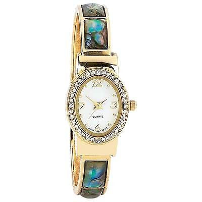 Ladies' Quartz Watch Mother-of-Pearl Inlay